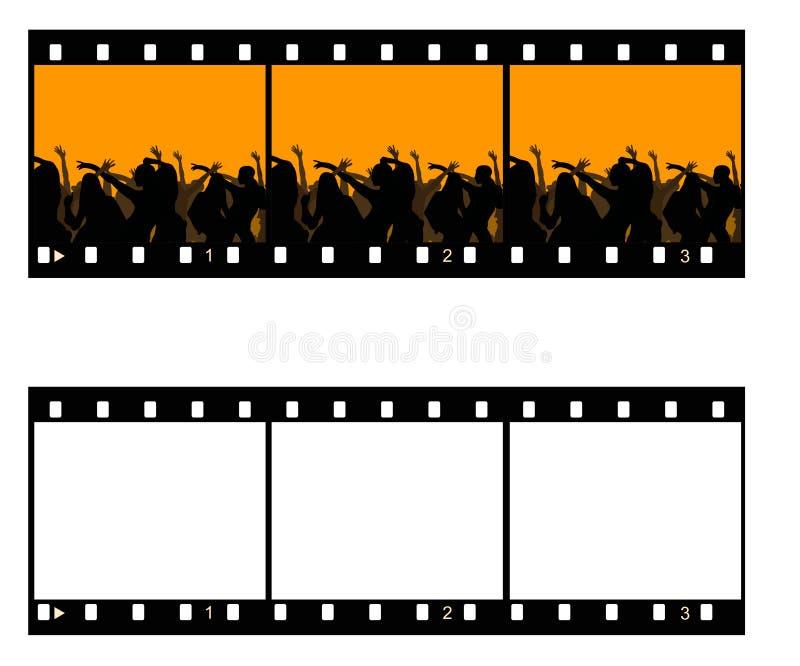 磁带 免版税库存图片
