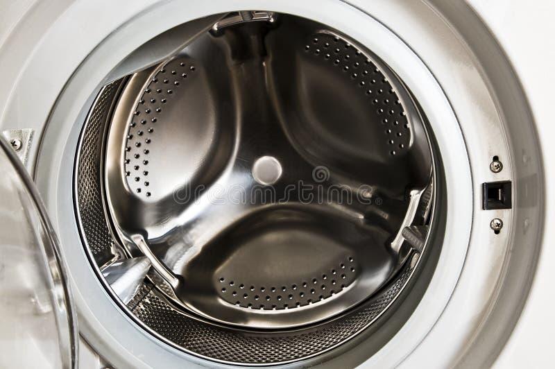 磁鼓机洗涤物 免版税库存图片