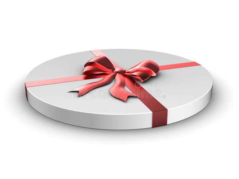 礼品 向量例证