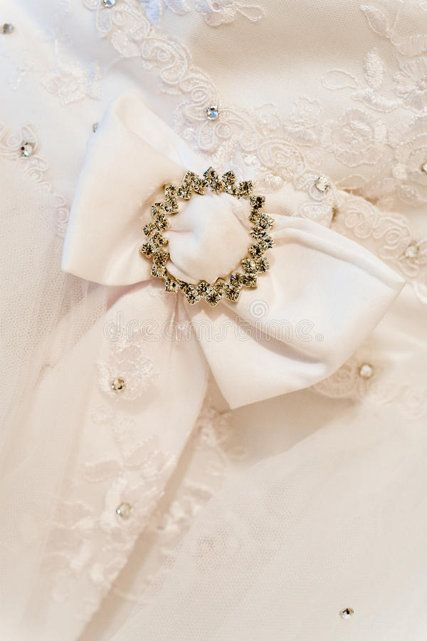 礼服婚礼 图库摄影
