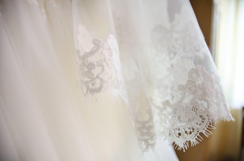 礼服片段顺序婚礼 免版税库存图片