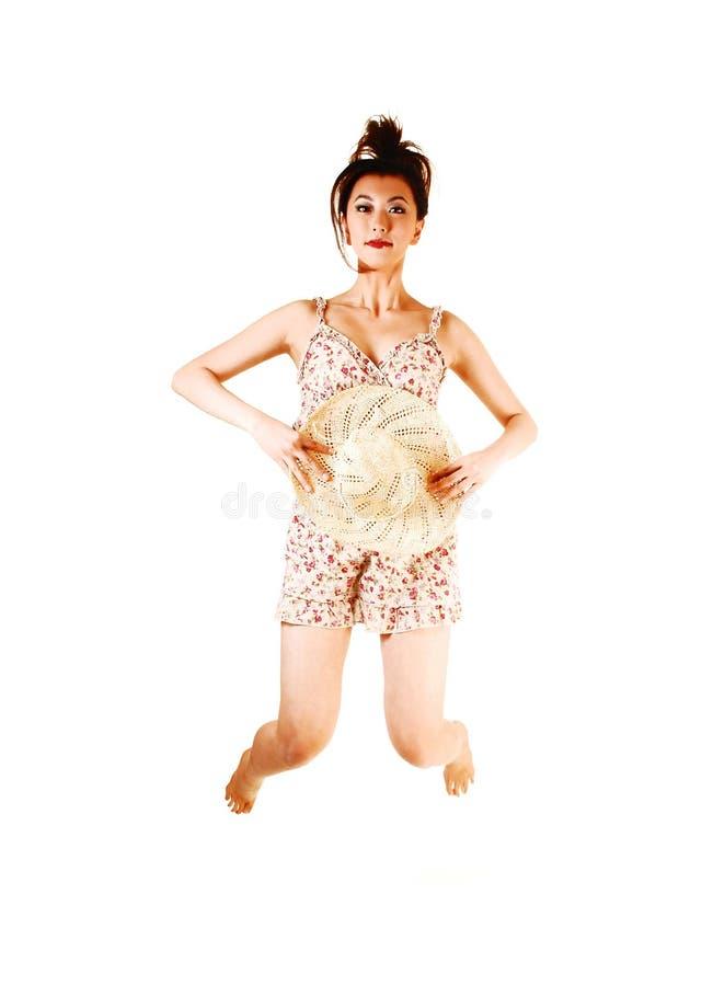 Download 礼服跳跃的女孩。 库存图片. 图片 包括有 女性, 剪切, 汉语, 成人, 头发, 上涨, 查出, beauvoir - 30325767