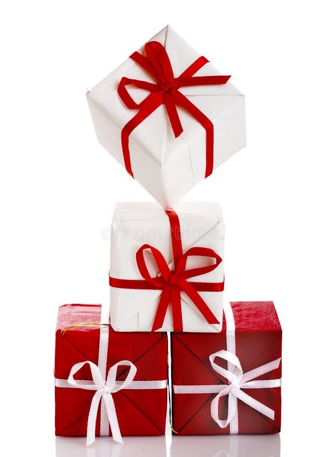 礼物盒 免费图库摄影