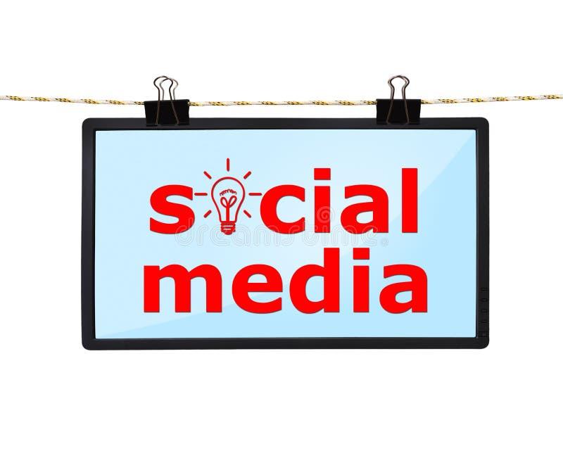 Download 社会媒介 库存照片. 图片 包括有 现代, 绳子, 设计, 监控程序, 屏幕, 查出, 陈列, 导致, 平面 - 30325838