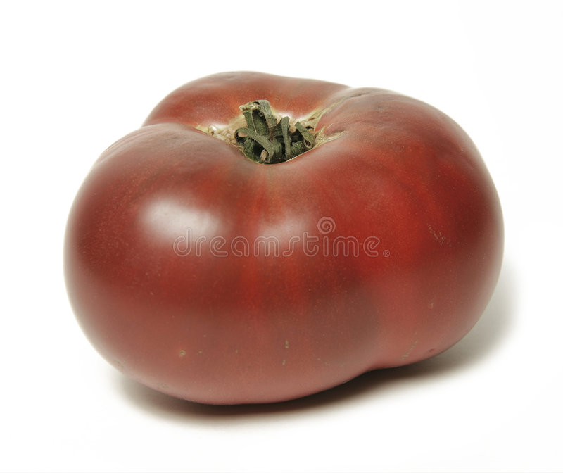 祖传遗物蕃茄 免版税图库摄影