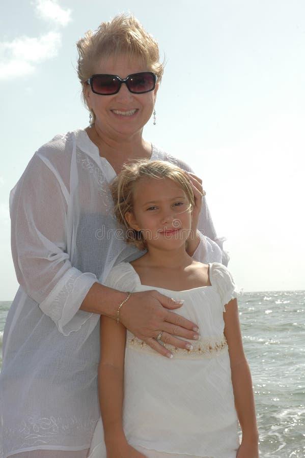 祖母我 免版税图库摄影