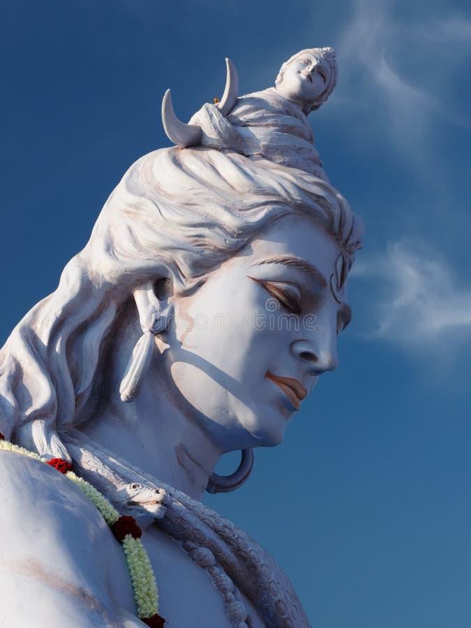 神印度shiva 免版税库存照片