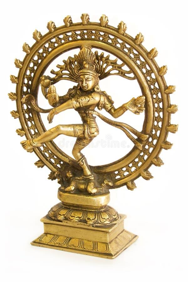 神印度shiva 图库摄影