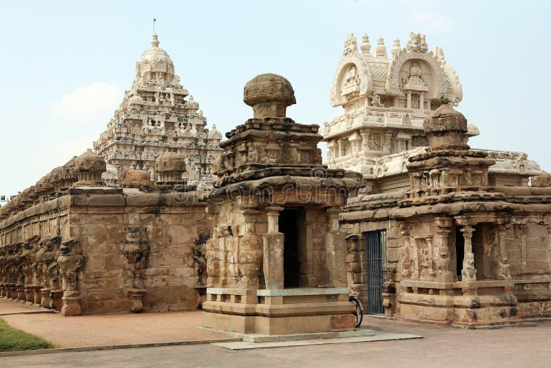 神寺庙vishnu 库存照片