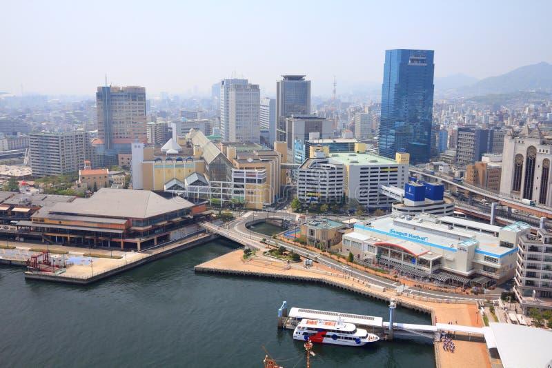 神户,日本 免版税库存照片