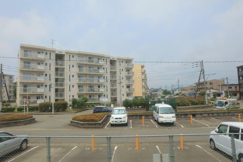 福冈城市视图, 2016年 库存照片