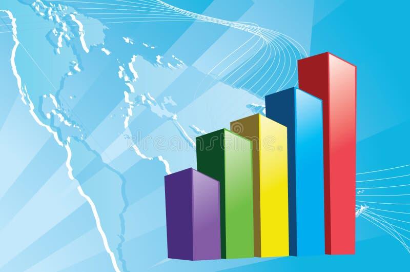 福利商业 向量例证