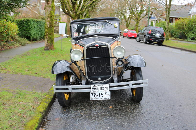 1931年福特模型A 免版税库存照片