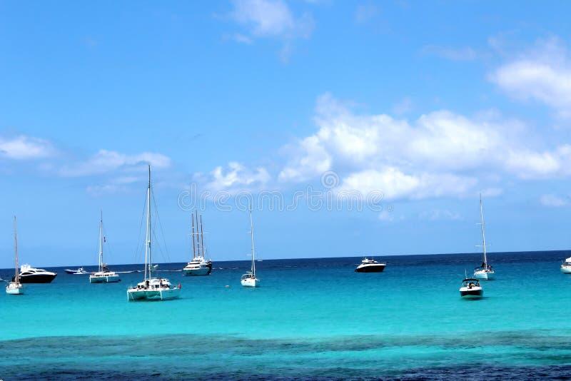 福门特拉岛 免版税库存图片