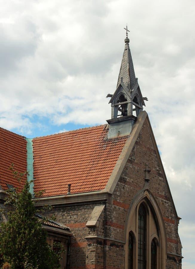 福音派的教会 库存图片
