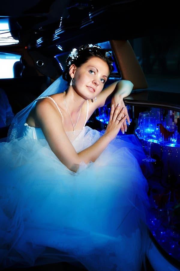 秀丽新娘 免版税库存图片