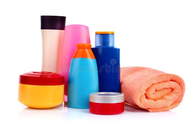 秀丽装瓶健康查出的产品 库存图片