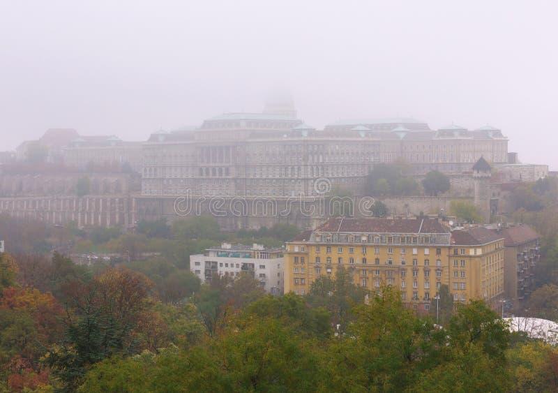 秋天布达佩斯 图库摄影