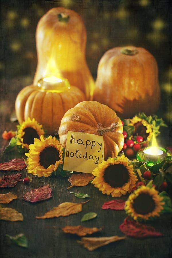 秋天收获 库存图片