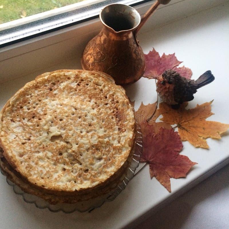 秋天食物 图库摄影