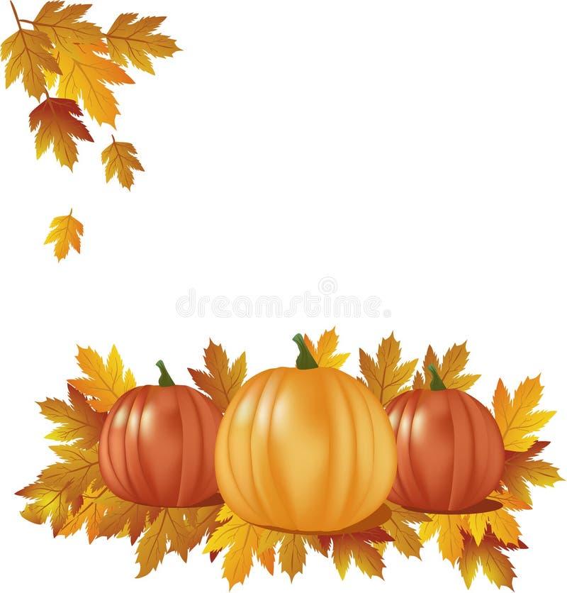 秋天 向量例证