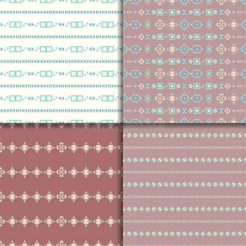 Download 种族无缝的样式集合 向量例证. 插画 包括有 印第安语, 数据条, 线路, 装饰品, 背包, 图象, 模式 - 72355882