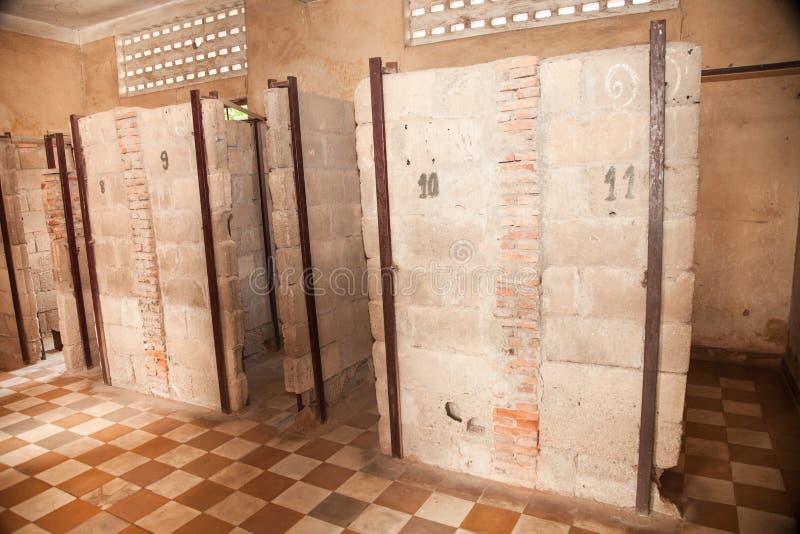 种族灭绝博物馆 免版税库存图片