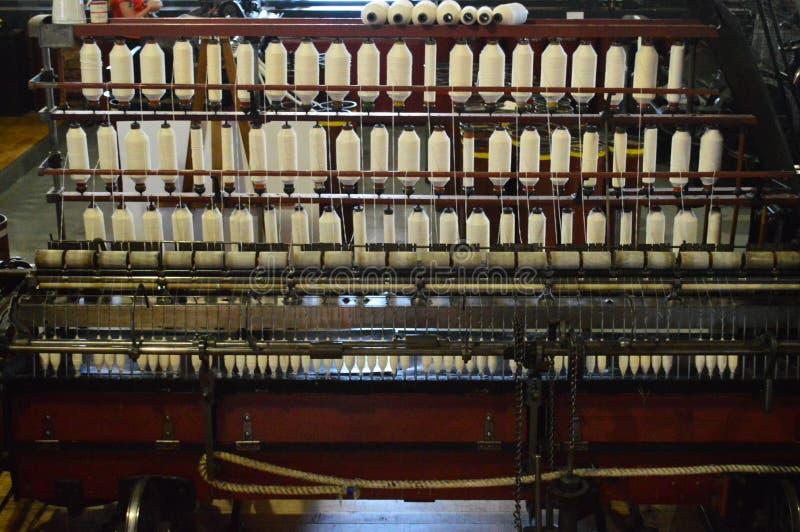 科学和产业转动的骡子博物馆  免版税库存图片