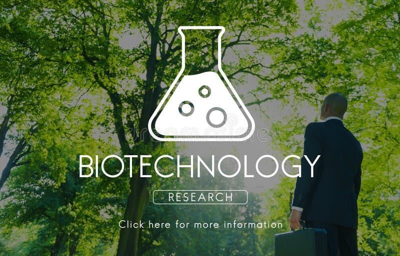 科学生化遗传学工程学概念 免版税图库摄影