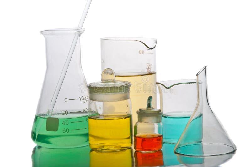 科学设备。 免版税图库摄影