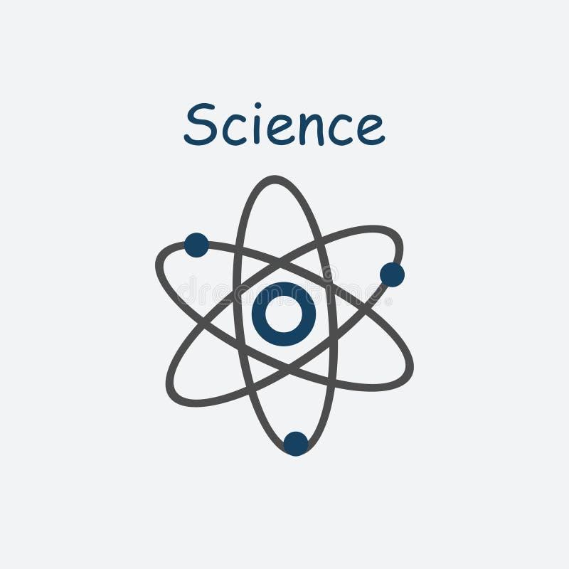 科学象,世界科学 r 10 eps 皇族释放例证