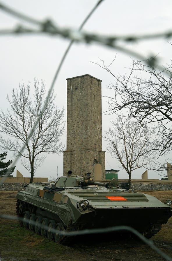 科索沃polje 库存照片