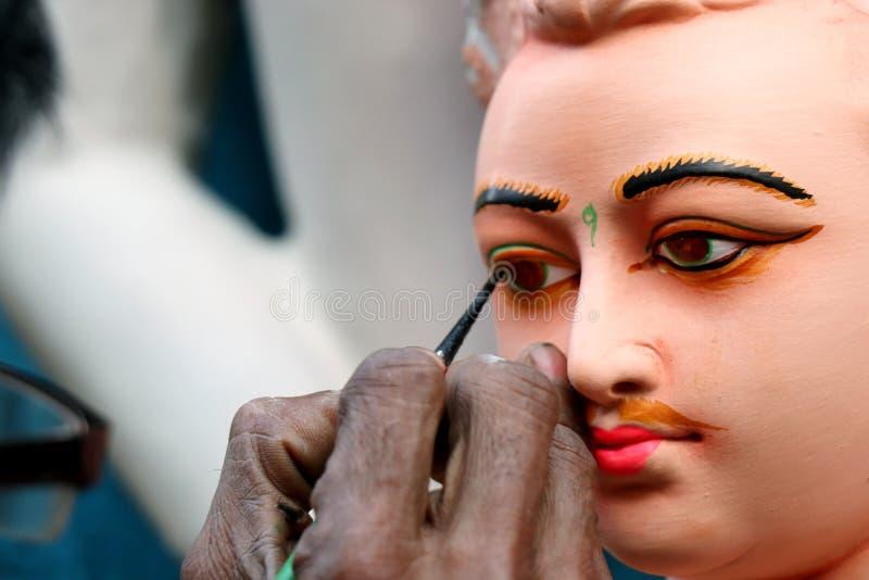 科纳尔克在Odisha,印度 古老科纳尔克 免版税库存图片