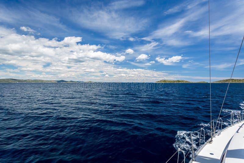 科纳提群岛国家公园克罗地亚 库存图片