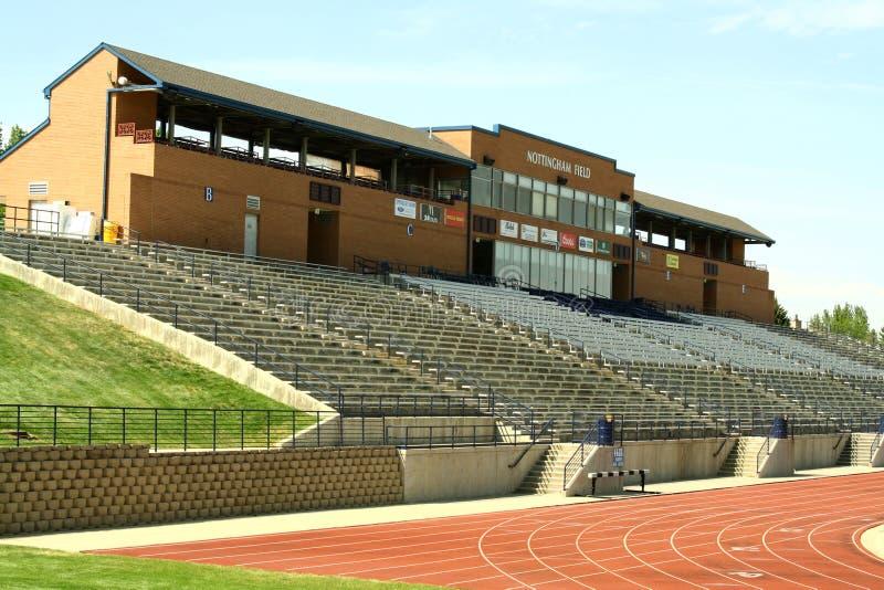 科罗拉多北大学 免版税库存照片