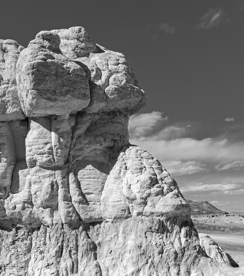 科罗拉多州油漆矿解释公园 免版税库存图片