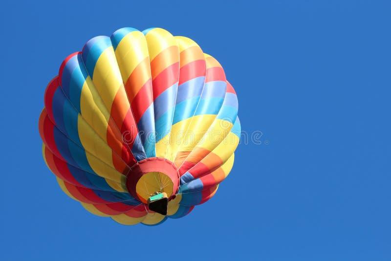 科罗拉多斯普林斯气球经典之作 免版税图库摄影