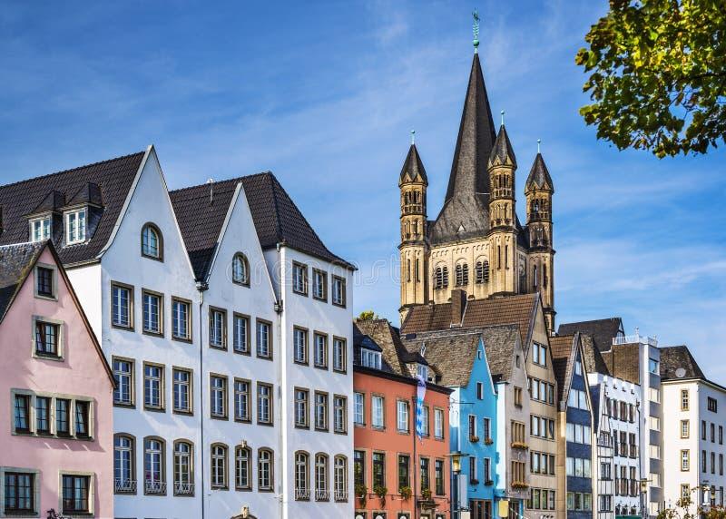 科隆,德国 库存图片