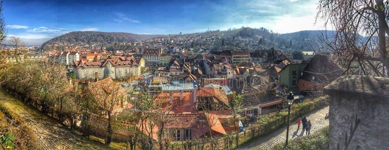 科鲁,罗马尼亚 免版税库存图片