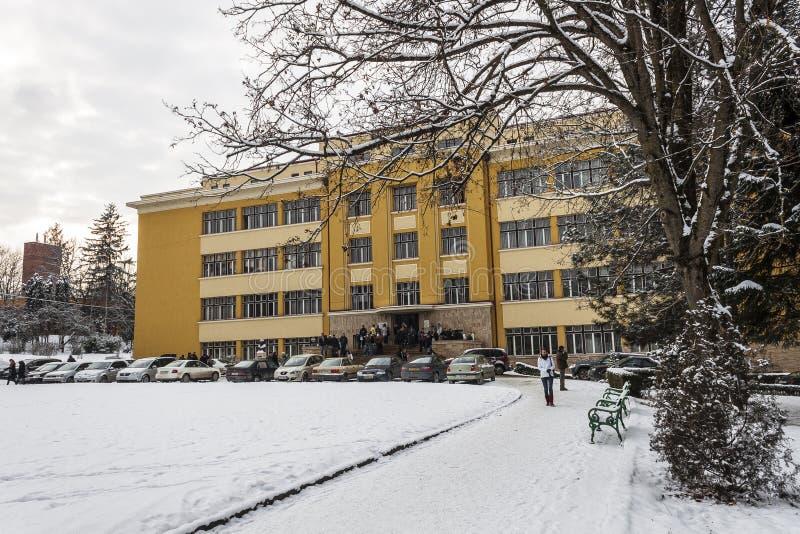 科鲁Napoca 免版税库存图片