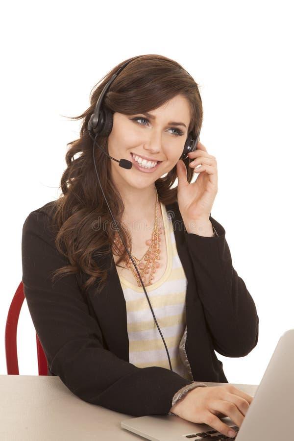 Download 秘书听 库存图片. 图片 包括有 工作, 成人, 设计, 夫人, 魅力, 方式, 人们, 表面, 发型, 有吸引力的 - 30328569