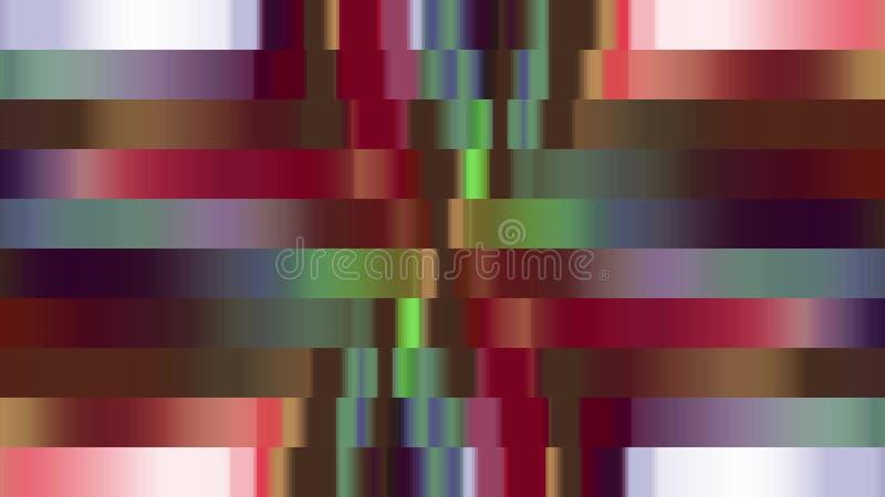 移动无缝的圈背景动画22新的质量普遍行动动力学的抽象映象点块给减速火箭赋予生命 库存例证