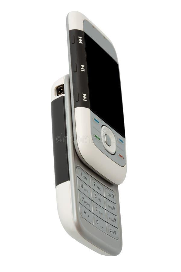 移动现代电话 库存照片