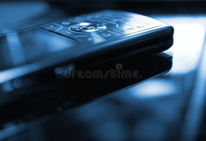 移动电话照片 图库摄影