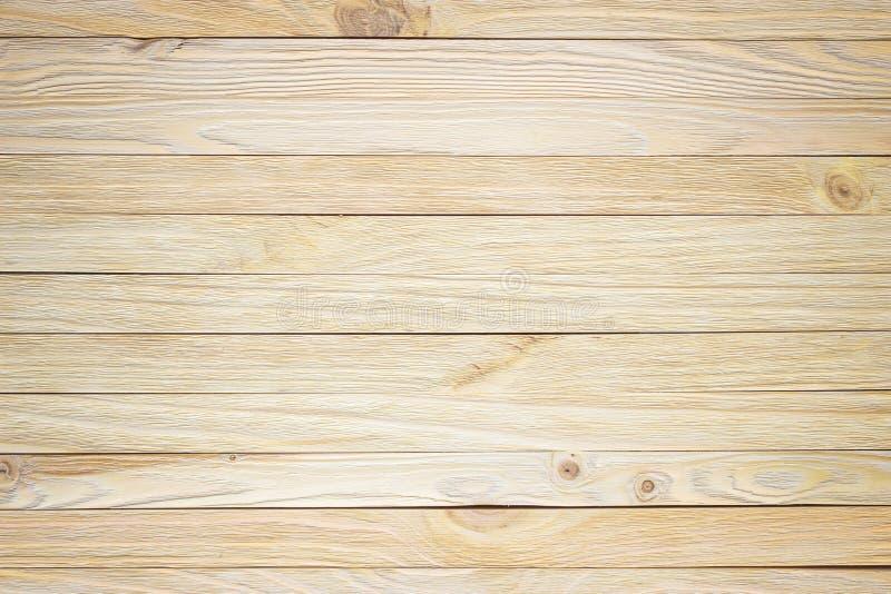 稀薄的委员会背景 木板走道纹理桌