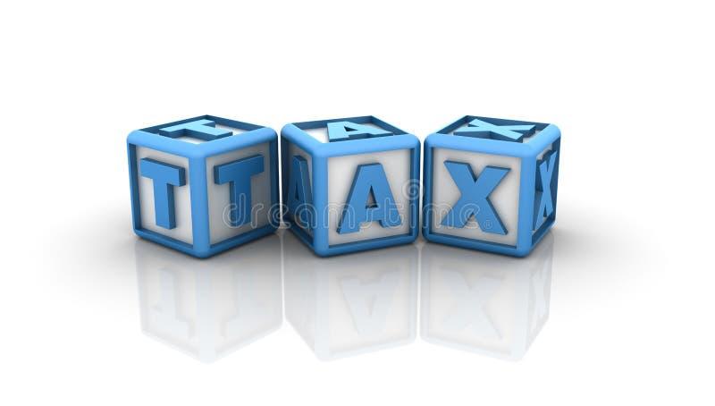 税专业术语 皇族释放例证