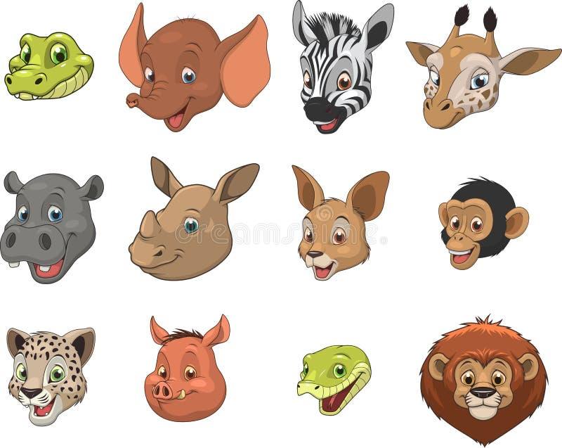 Download 滑稽的孩子动物 向量例证. 插画 包括有 冷血, 狮子, 袋鼠, 仿效, 子孙, 哺乳动物, 生物, beautifuler - 62539546