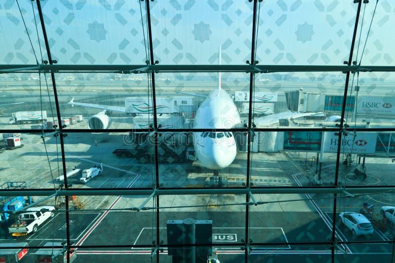 空中客车A380 编辑类库存图片