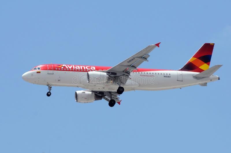 空中巴士喷气机乘客 免版税图库摄影