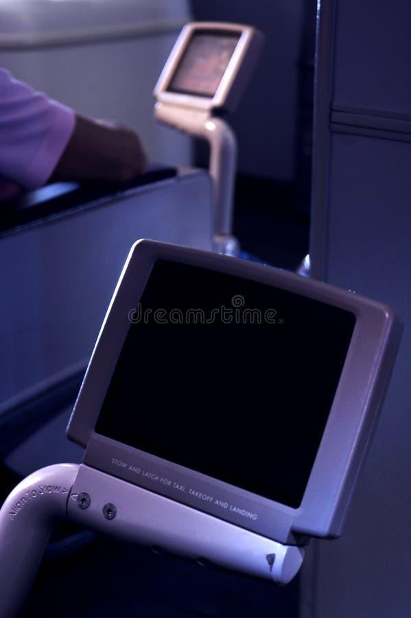 空中巴士电视 免版税库存图片
